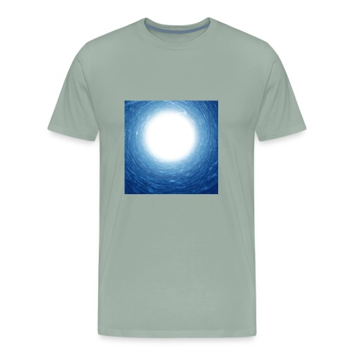 Scintillant Movement - Men's Premium T-Shirt