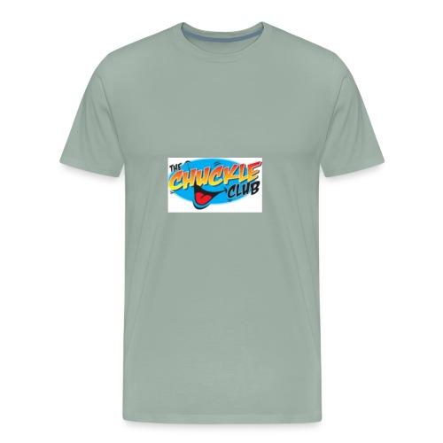 ORIGINAL CHUCKLE CHEESE - Men's Premium T-Shirt