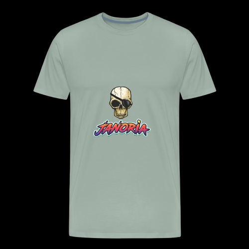 Janoria Main Logo - Men's Premium T-Shirt