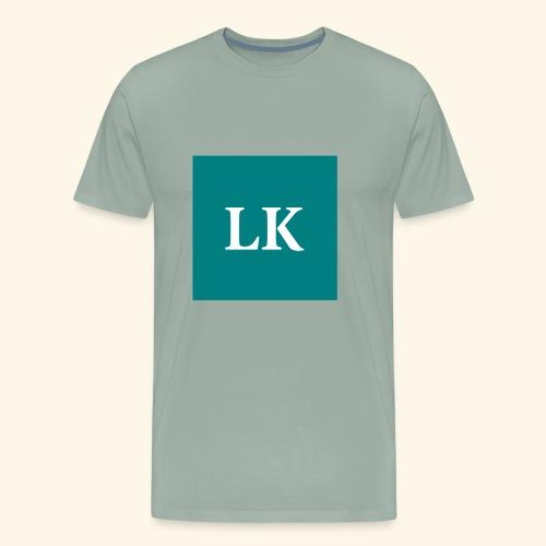lk icon 2x - Men's Premium T-Shirt