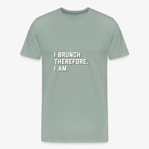 I Brunch - Men's Premium T-Shirt