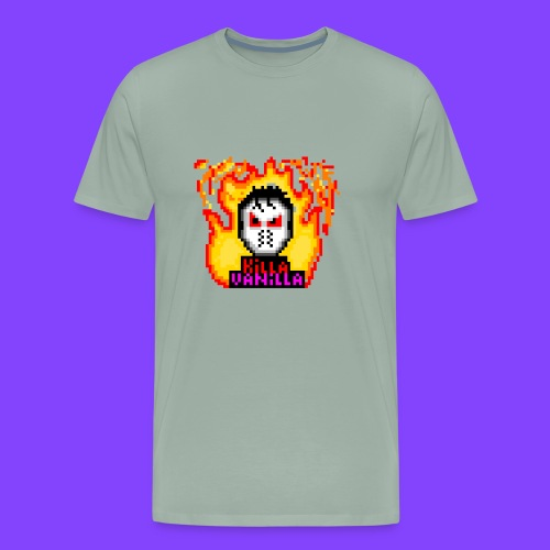 killavanila RAGE!!!! - Men's Premium T-Shirt