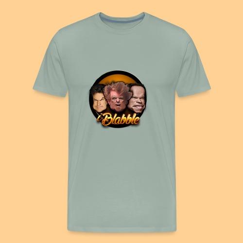 iBlabble - Men's Premium T-Shirt