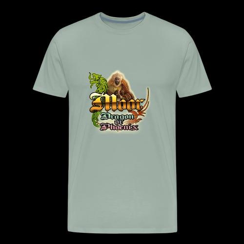 Moor Questions - Men's Premium T-Shirt