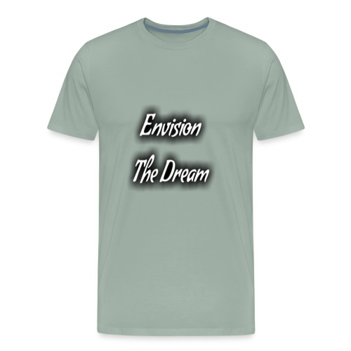 TextArt 4096x4096 - Men's Premium T-Shirt