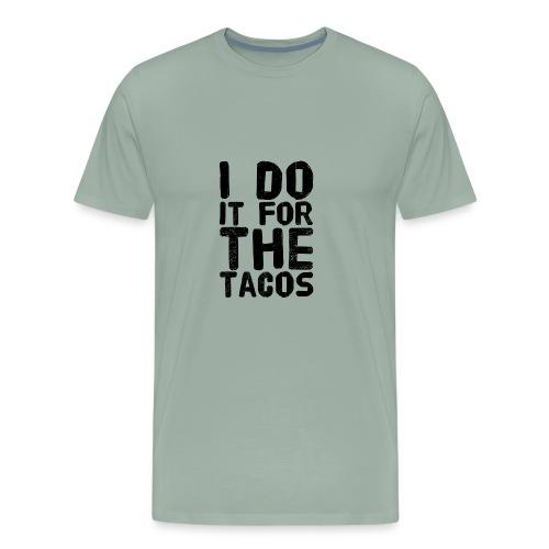 Tacos - Men's Premium T-Shirt