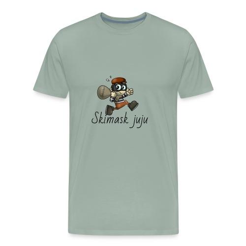 stealing subs - Men's Premium T-Shirt