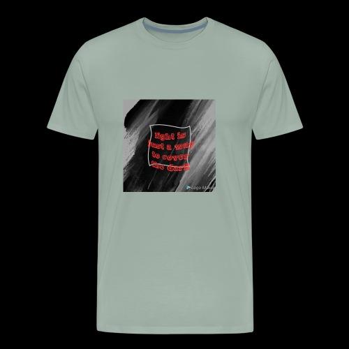 Photo 1526257260716 - Men's Premium T-Shirt