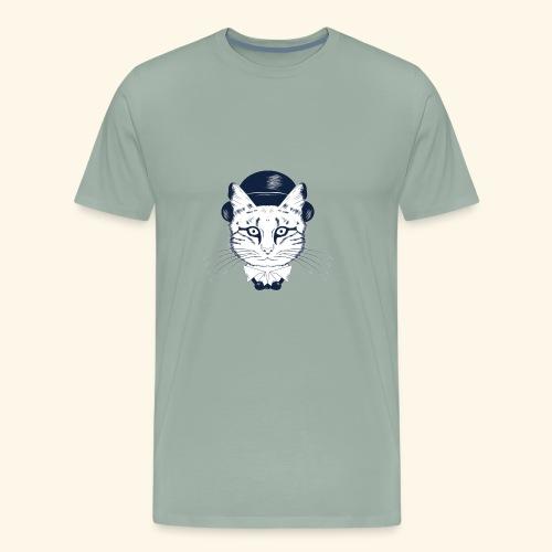 oie transparent 17 - Men's Premium T-Shirt