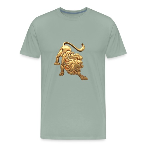 the lion king - Men's Premium T-Shirt