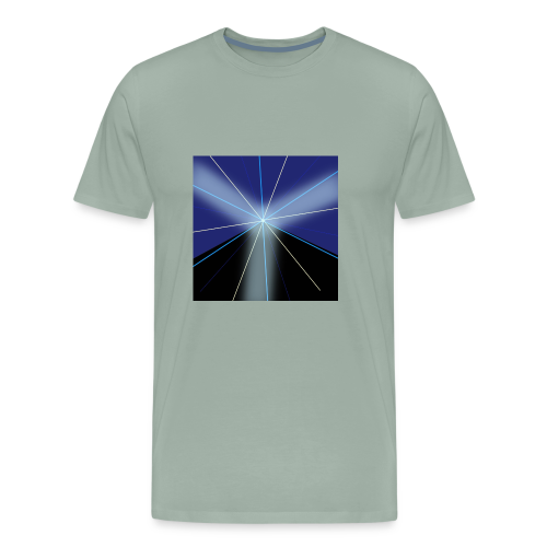 Light Point - Men's Premium T-Shirt