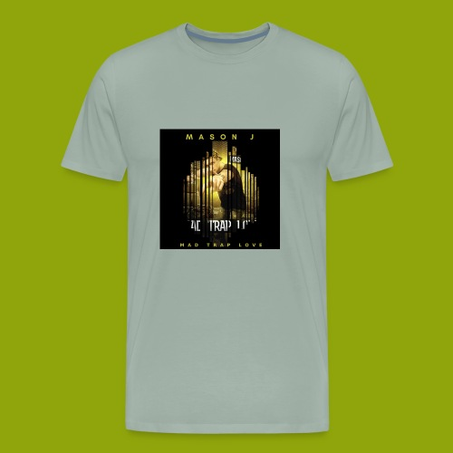 Mason J Christian Hip Hop Artist(FAN SHIRT) - Men's Premium T-Shirt