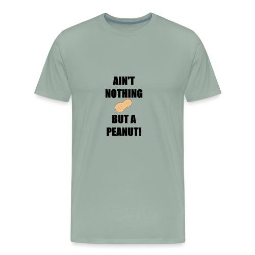 peanutblack - Men's Premium T-Shirt