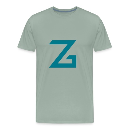 ZzasserGaming - Men's Premium T-Shirt