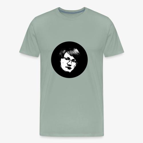 roundlogo3 - Men's Premium T-Shirt