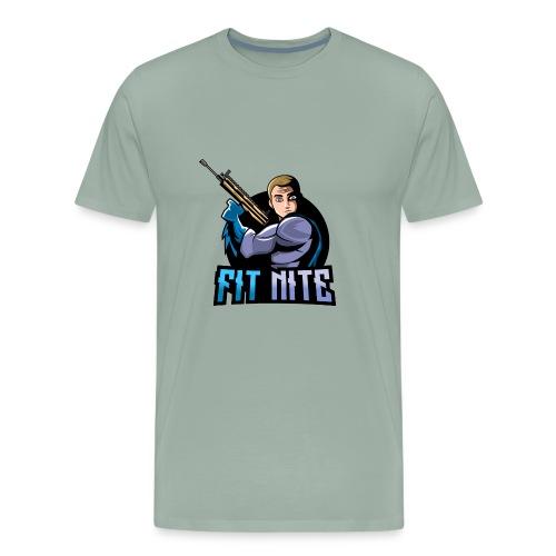 Fit Nite Apparel - Men's Premium T-Shirt