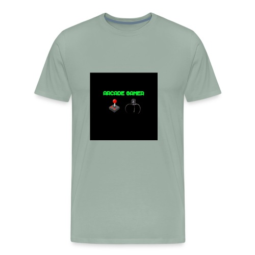ARCADE GAMER T-SHIRT - Men's Premium T-Shirt