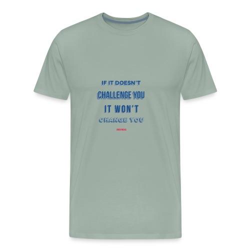 smart quote - Men's Premium T-Shirt