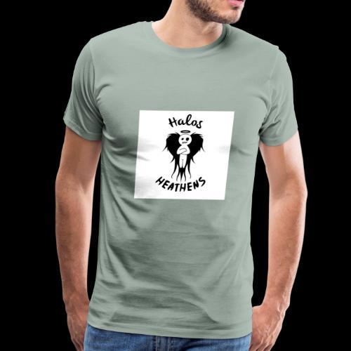 Halos & Heathens - Men's Premium T-Shirt