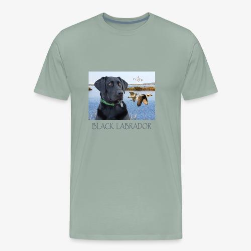 BLACK LABRADOR - Men's Premium T-Shirt