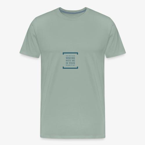CA0F54C2 273B 4682 9BE7 8DAC88C4E1B9 - Men's Premium T-Shirt