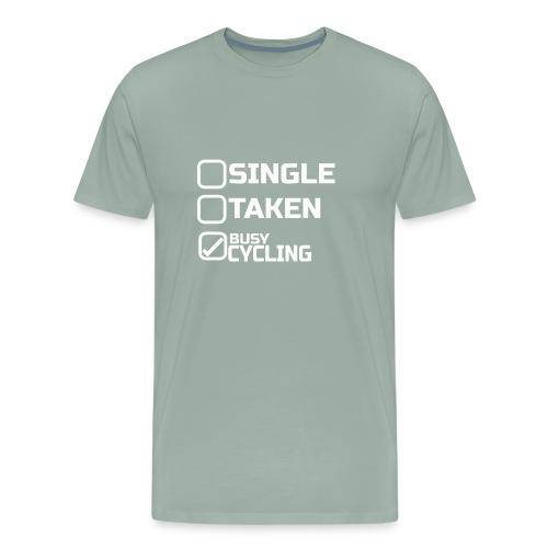 Cycling! - Men's Premium T-Shirt