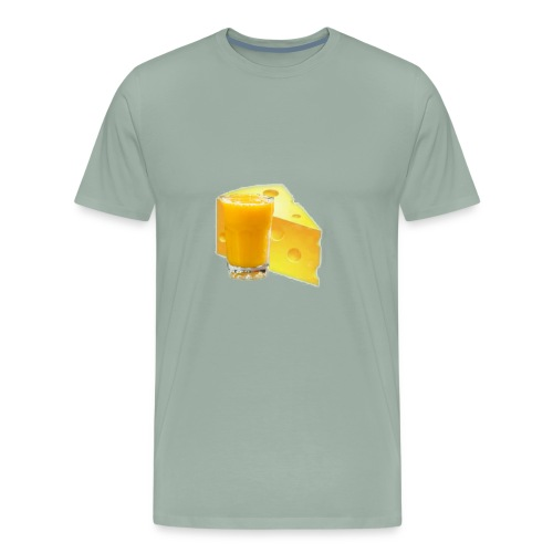 60 SUBS MERCH - Men's Premium T-Shirt