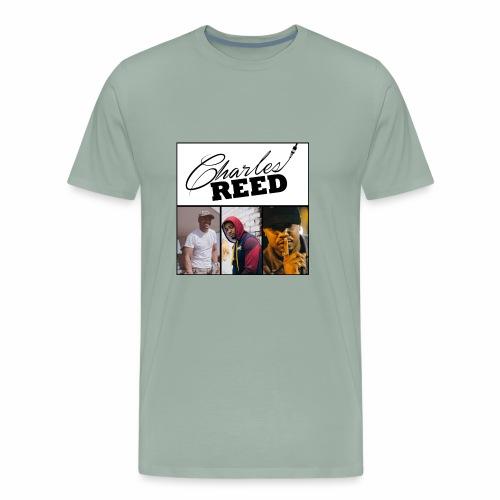 PhotoGrid 1522469964302 - Men's Premium T-Shirt