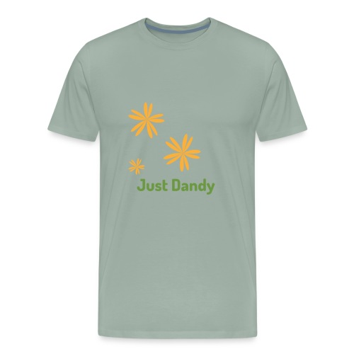 Just Dandy - Men's Premium T-Shirt