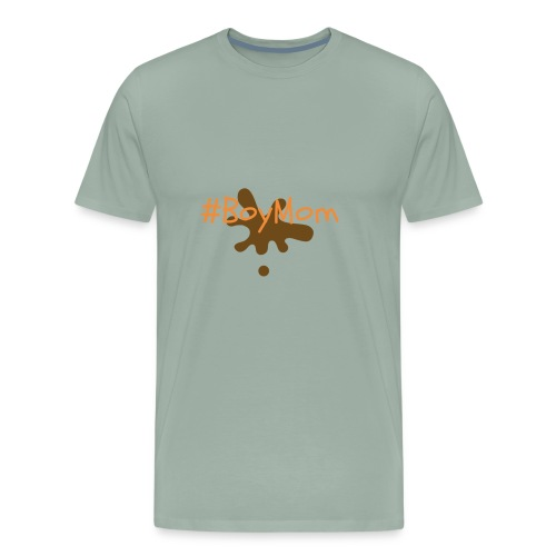 #BoyMom - Men's Premium T-Shirt
