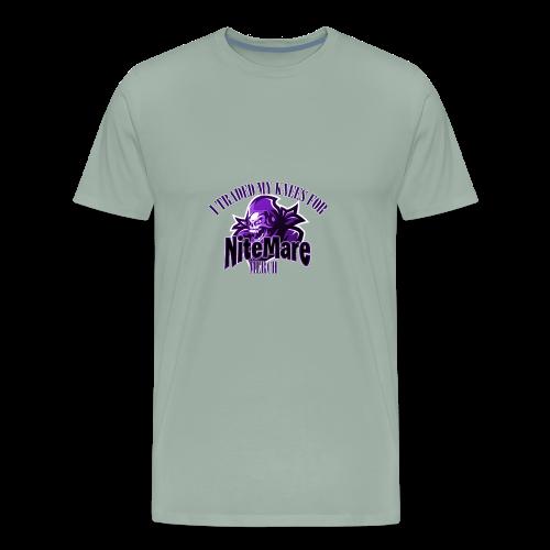 nitemare2 - Men's Premium T-Shirt