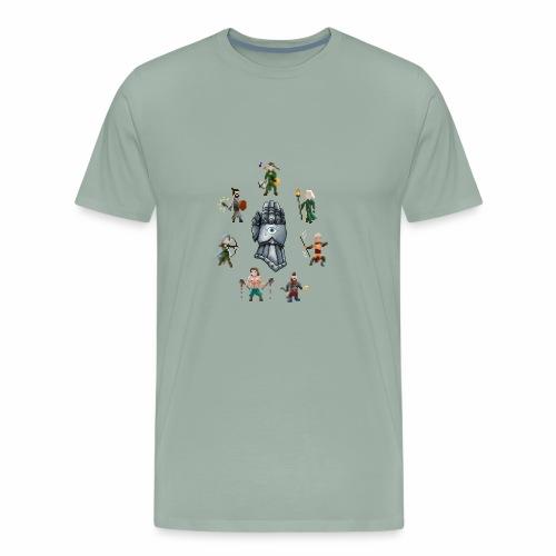 Watchers Over the Fallen - Men's Premium T-Shirt