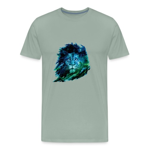 Cool lion - Men's Premium T-Shirt