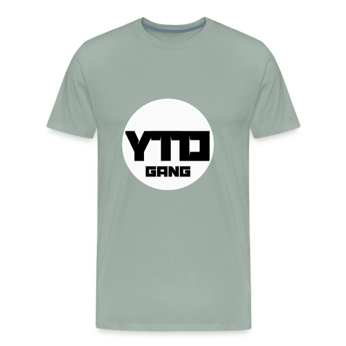 ytd logo - Men's Premium T-Shirt