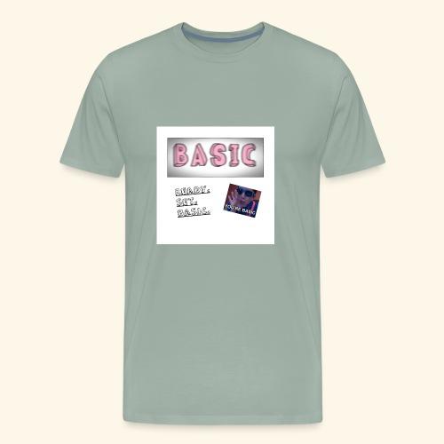 First Basic Merch - Men's Premium T-Shirt