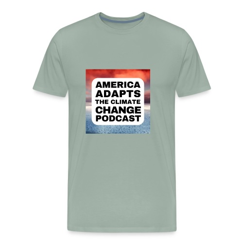 America Adapts - Men's Premium T-Shirt