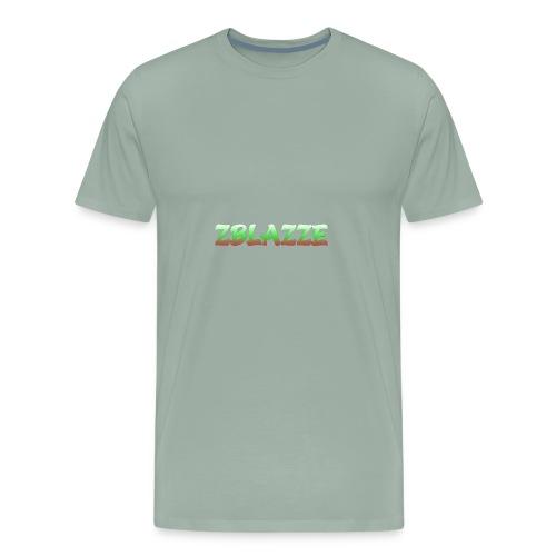 zBlazze New Merch - Men's Premium T-Shirt