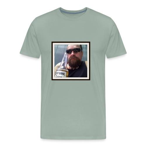 TestStonerShrt - Men's Premium T-Shirt
