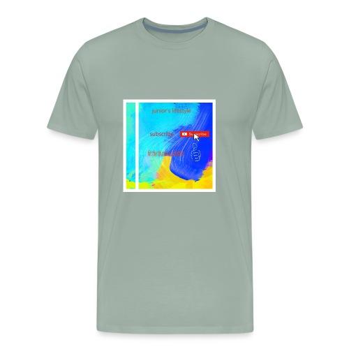 junior's lifestyle merch - Men's Premium T-Shirt