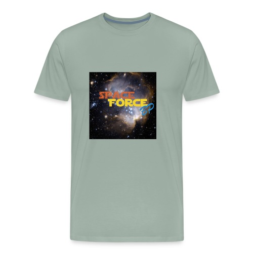 Space Force BP Mach Up 2 - Men's Premium T-Shirt