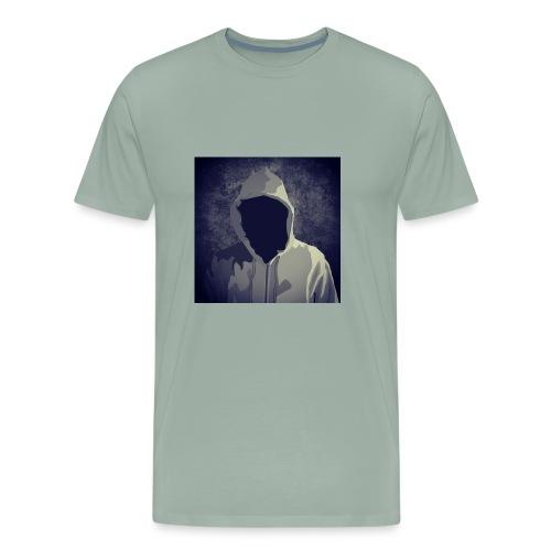 him - Men's Premium T-Shirt
