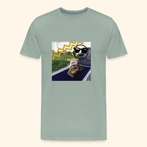 Theos summer bag - Men's Premium T-Shirt