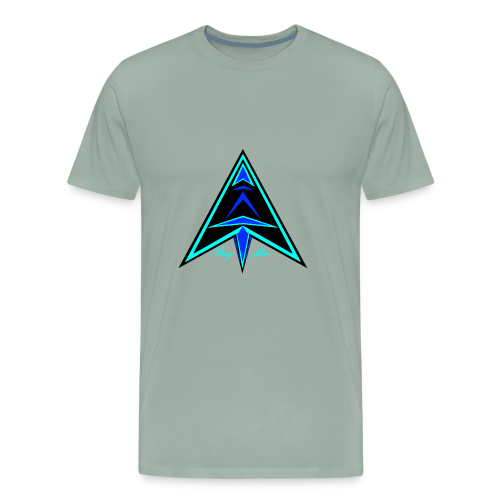 Ray Mac Logo - Men's Premium T-Shirt