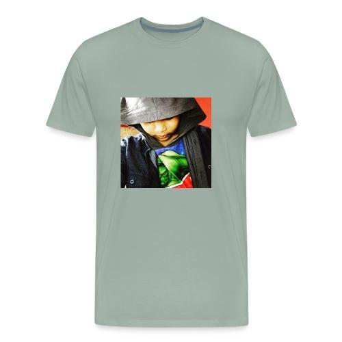 SamirHoddie - Men's Premium T-Shirt
