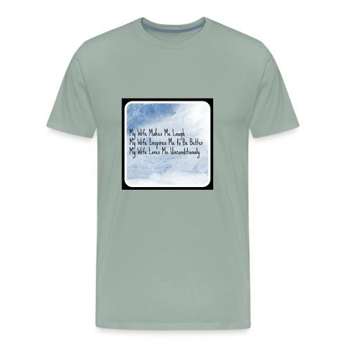Mens shirt design - Men's Premium T-Shirt