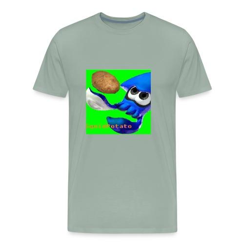 Squidpotato - Men's Premium T-Shirt