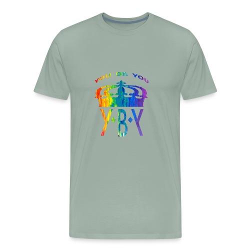 YouBeYou top bend color - Men's Premium T-Shirt