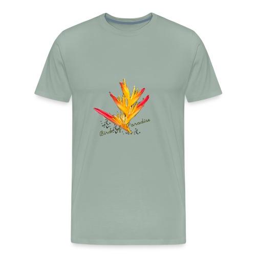 Bird of Paradise 02 - Men's Premium T-Shirt