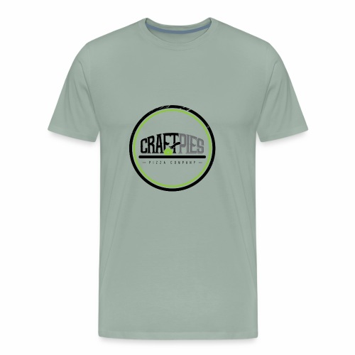 Logo Pullover - Men's Premium T-Shirt