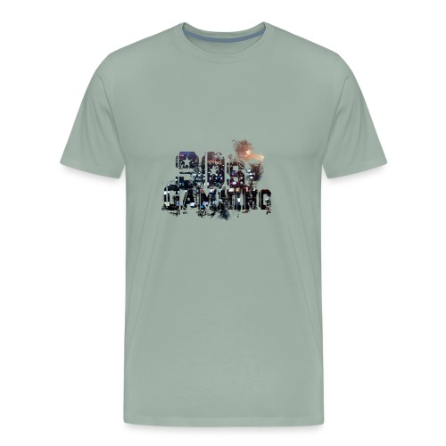 90s gaming - Men's Premium T-Shirt